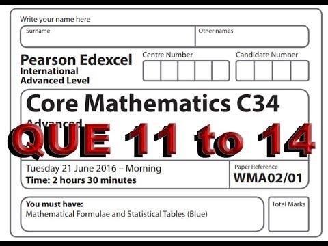 IAL C34 MAY 16 Part 3