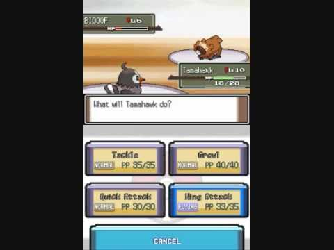 how to get marking map in pokemon platinum
