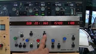 X Plane 11 - Basic Default 737 Autopilot Tutorial - Видео с YouTube