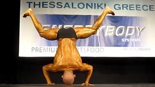 Nikos Sotiriadis (GRE), WFF Universe 2013