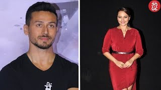 Tiger Cautious About 'Baaghi 2'?   Sonakshi Unhappy With The Scripts Being Offered to Her?