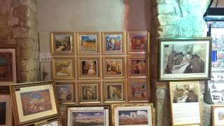Израиль: видео экскурсия.Иерусалим, Еврейский квартал.(Гид в Израиле - Дмитрий Шапиро., 2013-07-16T09:52:01.000Z)