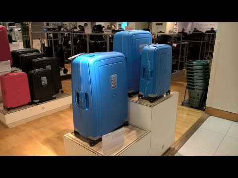 🚩 Какой чемодан купить