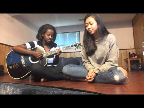 All In My Head - Tori Kelly (Acoustic) Elshaddai & Jasmine