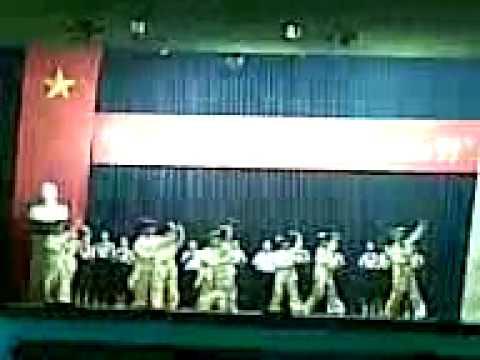 Văn Nghệ lớp 6a6 trường THPT chuyên Trần Đại Nghĩa