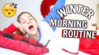MORNING ROUTINE for Winter Break! & Vlogmas Day 16