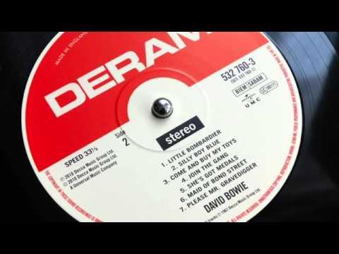 David Bowie - Silly Boy Blue (lp