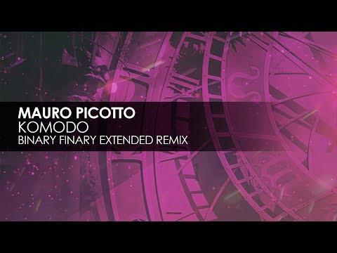 Mauro Picotto - Komodo (Binary Finary...