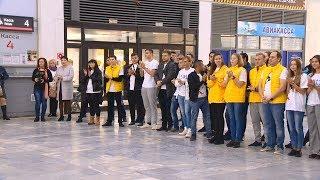 Пензенские участники Всемирного фестиваля молодежи отправились в Сочи