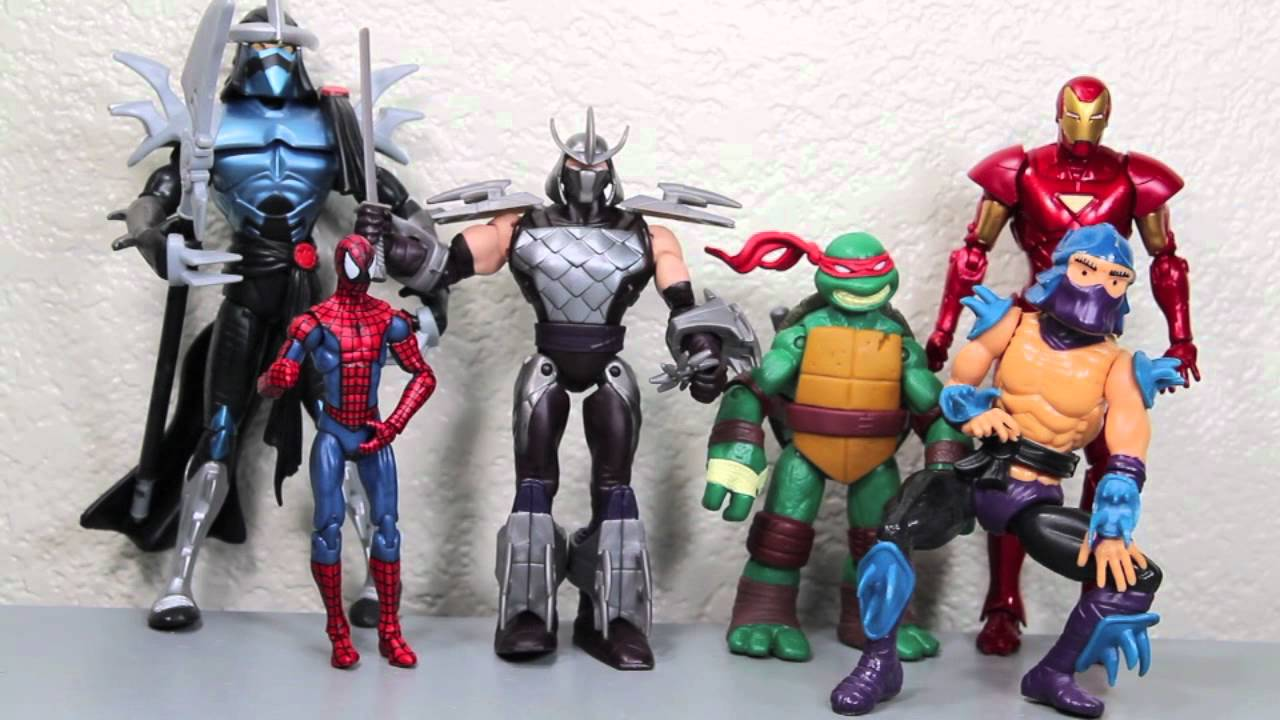 Image Gallery new tmnt toys shredder