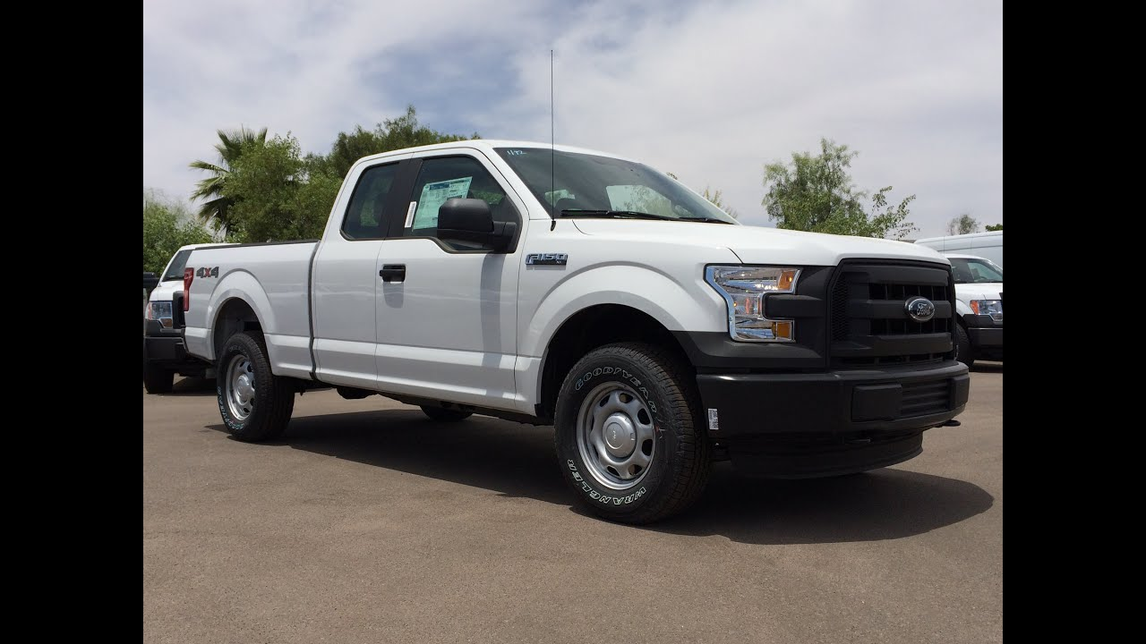2015 ford f 150 xl supercab walkaround youtube. Black Bedroom Furniture Sets. Home Design Ideas