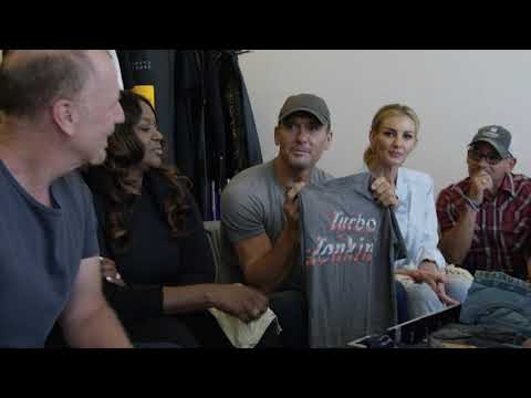 Lucky Brand x Tim McGraw and Faith Hill: Unboxing the New Collection