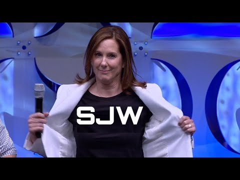 Image result for kathleen kennedy force is female