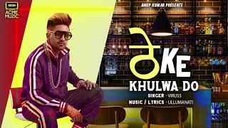 Daaru Song 2020 | Theke Khulwado (During Lockdown) - Viruss | Ullumanati | Acme Muzic 2020