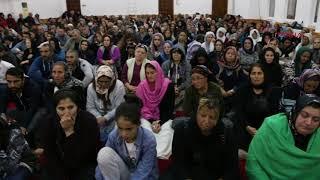 Alevi Piri Celal Firat: Islam hukuku Kerbela'da kaldi, gunumuzun Yezitlerine biat etmeyecegiz