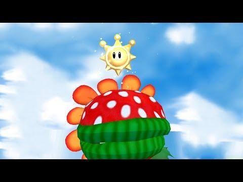 Super Mario Sunshine - The Impossible Shine Sprite