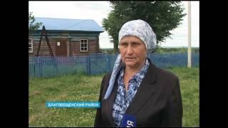 В деревне Дмитриевка в Благовещенском районе продолжается  реконструкция церкви