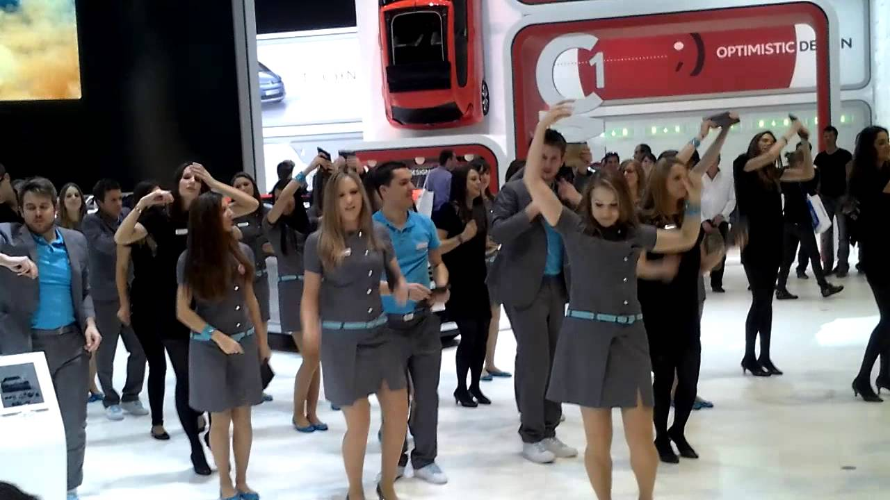 Danse citro n salon de gen ve 2014 youtube for Youtube danse de salon