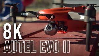 Autel EVO II 8K Drone | Hands-on Review
