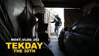 TEKDAY 2018 ( MOST VLOG 263 )