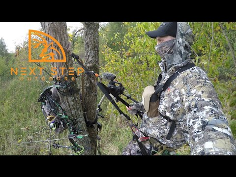 Bowhunting Public Land - BOW BUCK FROM A SADDLE