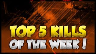 *PUBG TOP 5 KILLS OF THE WEEK*