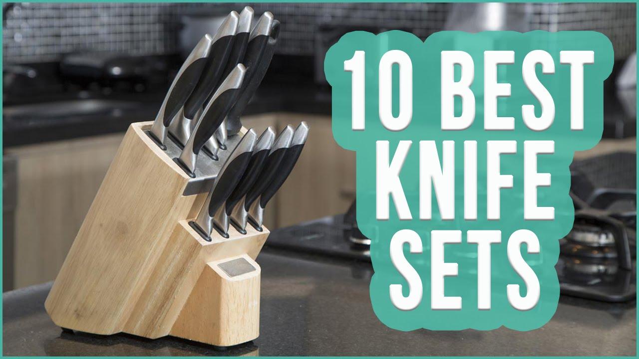 Best Knife Set 2016 TOP 10 Sets