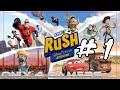 Rush: A Disney Pixar Adventure xbox one Gameplay Walkthrough Part 1