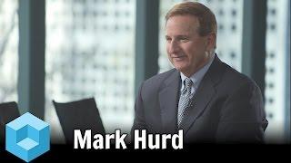 Mark Hurd, Oracle - #OnTheGround #theCUBE