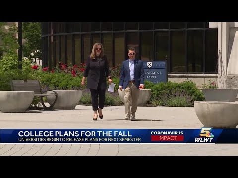 Xavier University welcoming students back to campus in August with substantial calendar changes