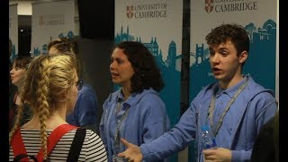 Helping Newcastle A-level students make university decisions