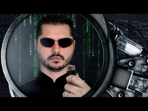 Explicando Matrix | Nerdologia