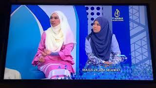 24 JAM SELAWAT - di TV Al-Hijrah