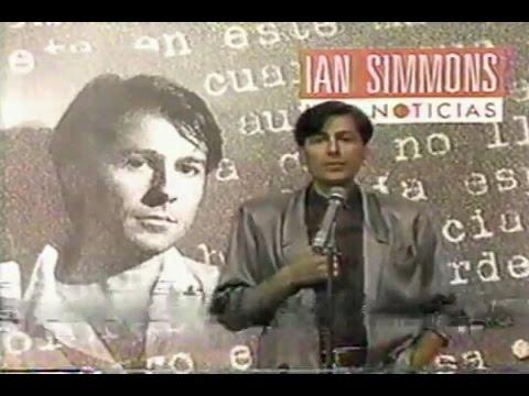 """Ian Simmons """"Persona no grata"""" en Mira que bonito"""