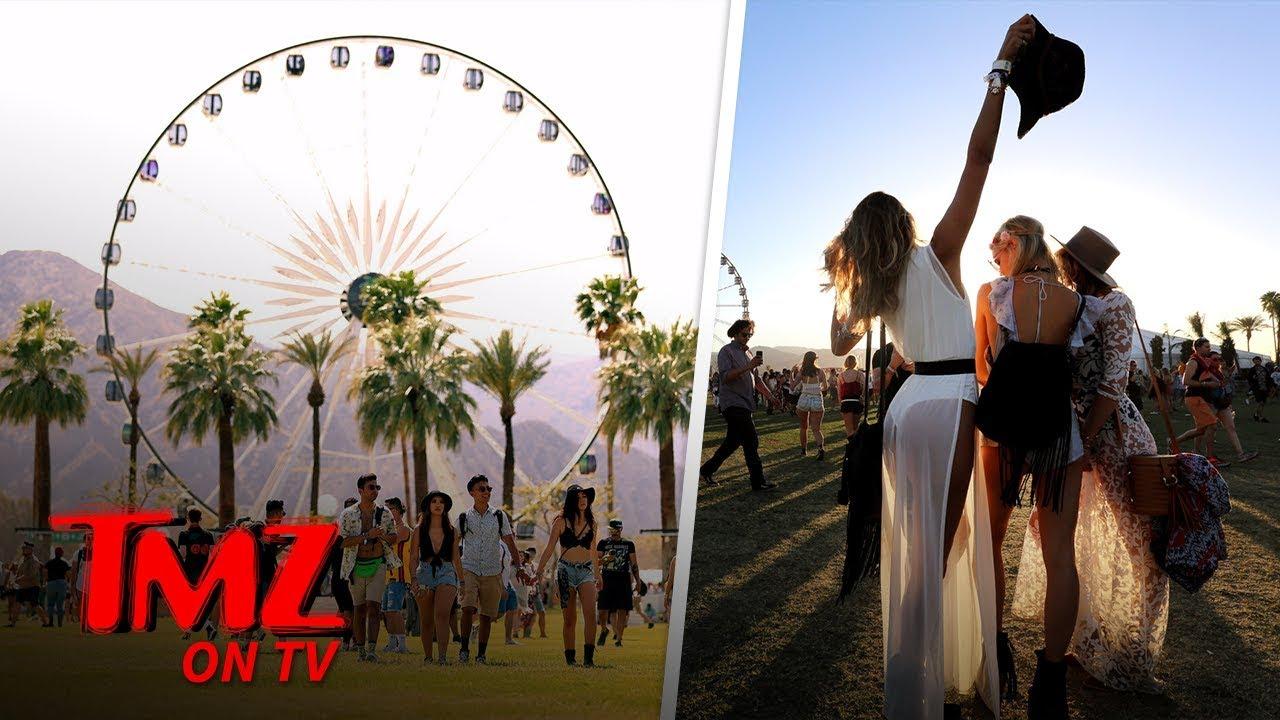 Coachella 2019 Leads To Herpes Outbreak | TMZ TV