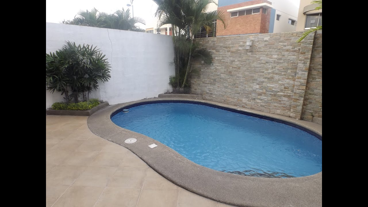 Casa con piscina en venta en belo horizonte km 11 via a for Piscinas en el patio de la casa