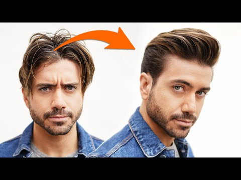 best-men's-hairstyle-w/-longer-sides-2020-|-classic-quiff-for-men-|-alex-costa