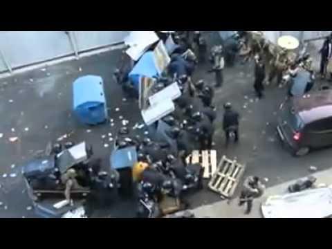 16.28 Совместные действия милиции и сепаратистов в Одессе 2 мая