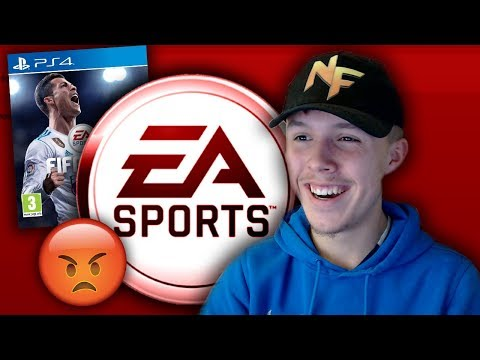ASKING EA SPORTS FOR A REFUND FOR FIFA 18!!!