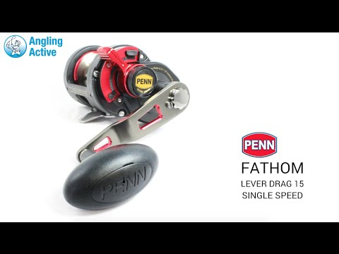 Penn Fathom Lever Drag - Product Review