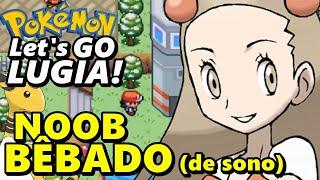 JASMINE E A TORRE DE OLIVINE - Pokémon Let's Go LUGIA! (Detonado - Parte 9)