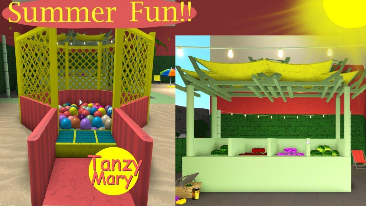 How To Make A Playground In Bloxburg Menalmeida