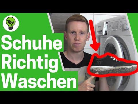 Schuhe in Waschmaschine waschen ? ULTIMATIVE ANLEITUNG