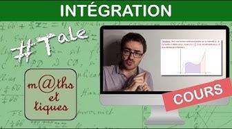 LE COURS : Intégration - Terminale