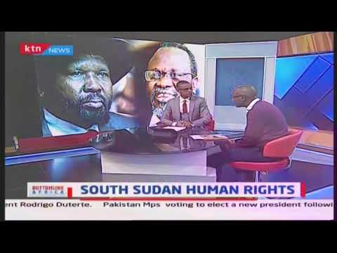 South Sudan human rights | BOTTOMLINE
