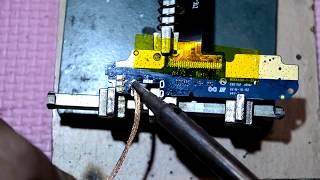 профессиональный ремонт! Замена USB разъема мастером с 60 летним стажем ZTE Blade X3 T620