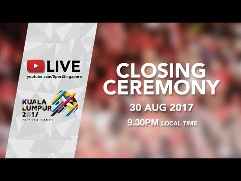 Closing Ceremony | 29th SEA Games 2017