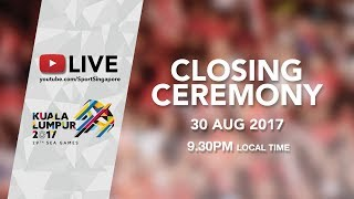 Gambar cover Closing Ceremony | 29th SEA Games 2017