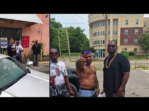 Yo Millionaire And Project Pat In North Memphis Shooting I'm So Memphis Video