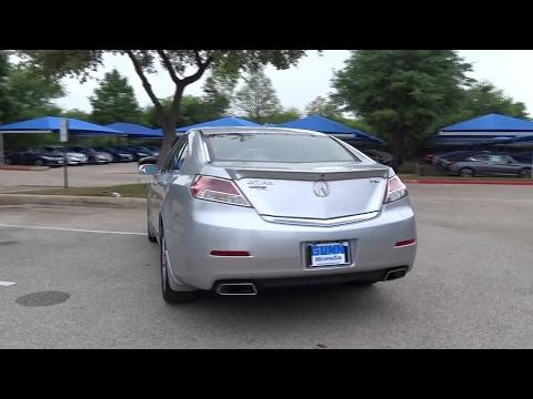 2012 Acura Tl San Antonio Austin Houston Boerne Dallas